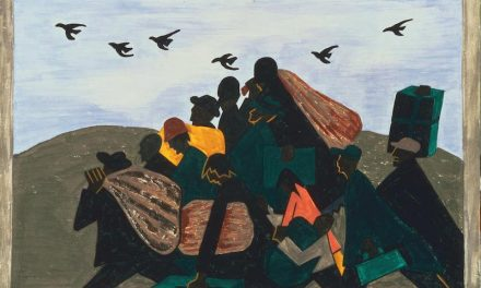 One Way Ticket:  The Art of Jacob Lawrence