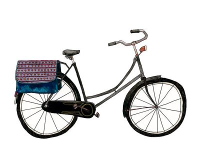 Fiets by Anisa Makhoul